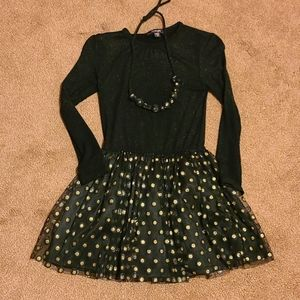 Imoga Samantha Dress with matching necklace 5